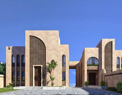 Arabian Beach House