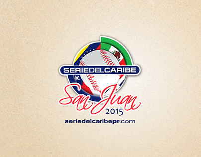 Serie del Caribe 15 Branding/Environmental/Merch Design