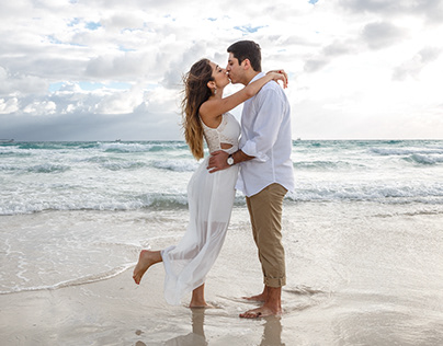 Engagement Photography | South Beach | Miami FL