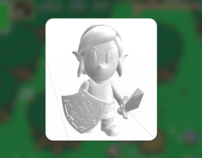 3D Link to the Past into AR