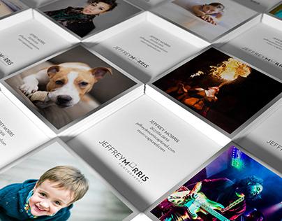 Jeffrey Morris Photography Brand & Identity