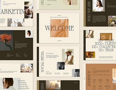 Grace Media Kit | Press Kit | Presentation