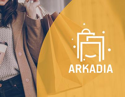 Centrum Handlowe Arkadia - logo
