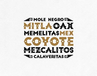 Artesanía Display font