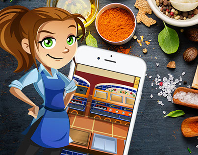 Facebook Static for Cooking Dash 2016