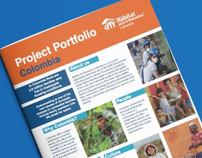 Project Portfolio HPH Colombia