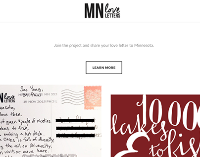 MN Love Letters