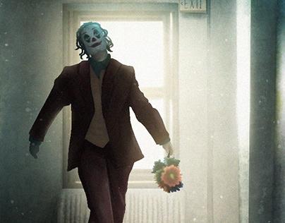 Joker scene | Visual development