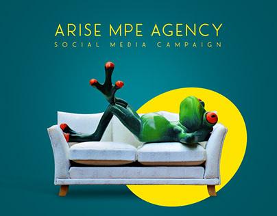 Social Media - Arise MPE #VOL.1