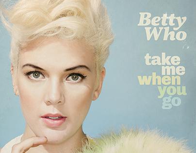 Take Me When You Go - Album Cover