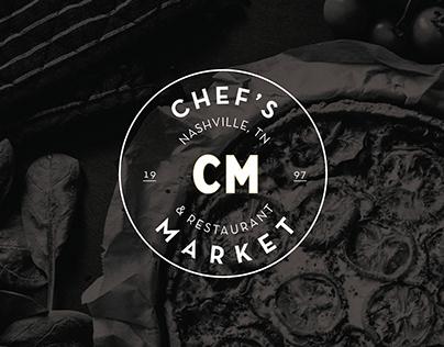 Cheif's Market — Brand Identity