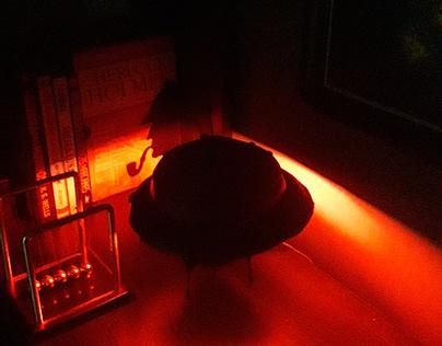 Luminária Seixas