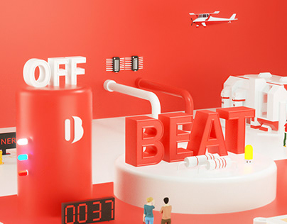 offbeat interactive set