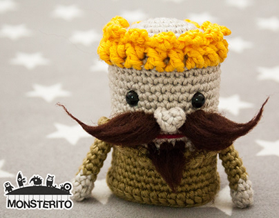 Monsterito - king