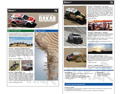 Metropolitan Touring Peru - Dakar & Mistura