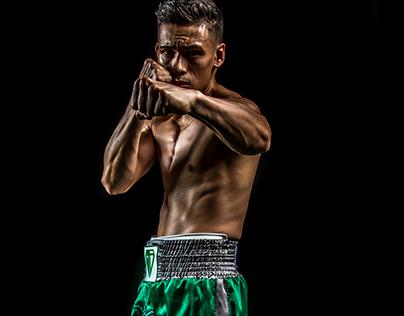 Edwin Sandoval Boxing Shoot