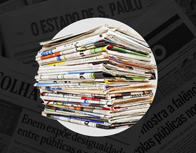 Anúncios de Jornal
