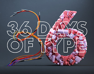 36 Days of Type: 2019