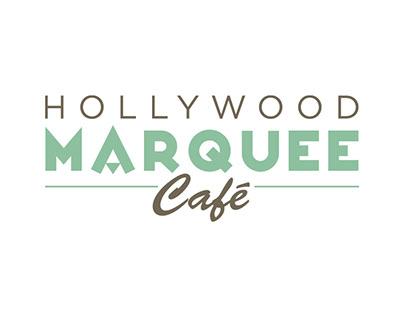 Marquee Cafe Menu