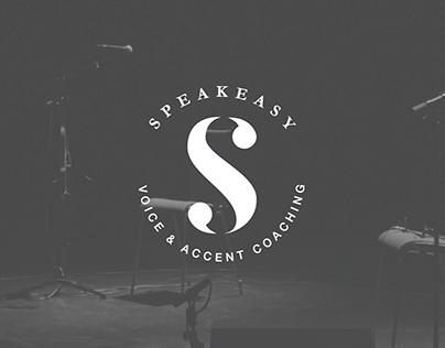 Speakeasy Brand Identitiy
