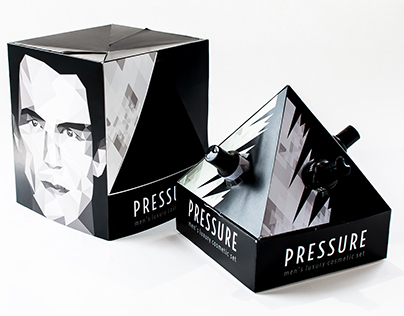 Men's luxury cosmetic set