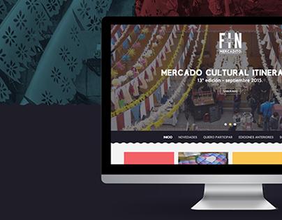 Fin de Mercadito | Website