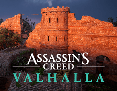 Assassin's Creed Valhalla - Marketplace district