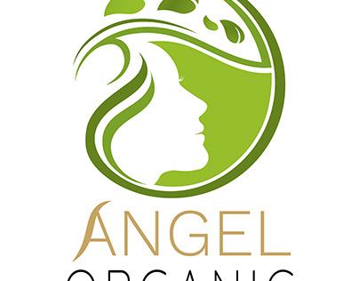 Diseño de Logo - Angel Organic
