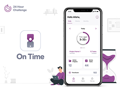 On Time – Time Tracking App Challenge