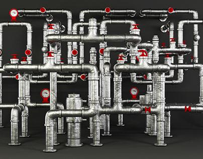 60 pipe kitbash