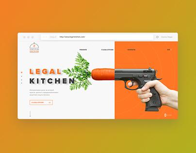 Legal Kitchen