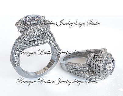 Jewelry Rendering