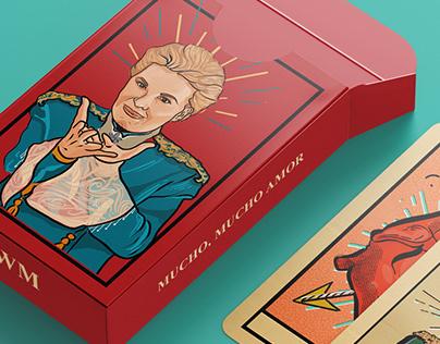 WALTER MERCADO TAROT CARDS