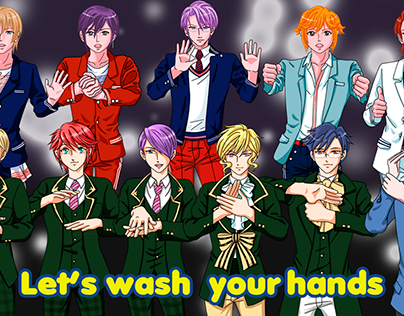 Let's Wash your Hands!