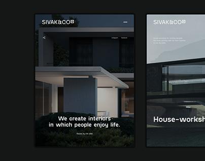 SIVAK&CO® — web
