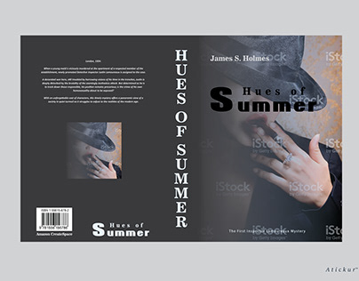 Book Cover Page Design