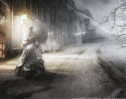 Jo, The Van Goghs' Widow - Concept Art - CINEMA7 Films