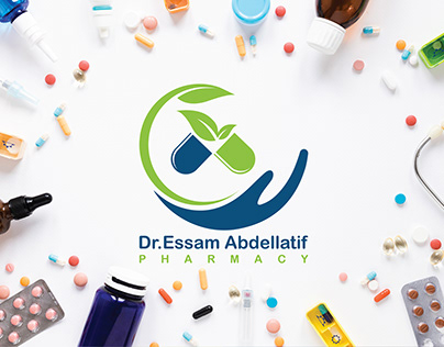 Pharmacy Logo Redesign