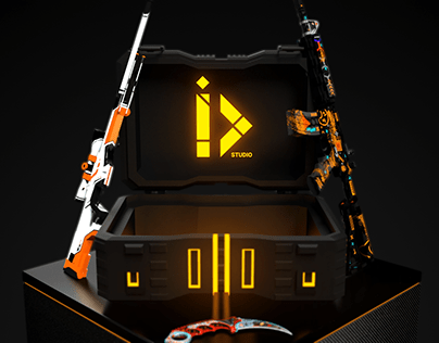 Weapon Cases Logo