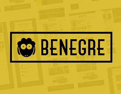 New brand and New Web BENEGRE