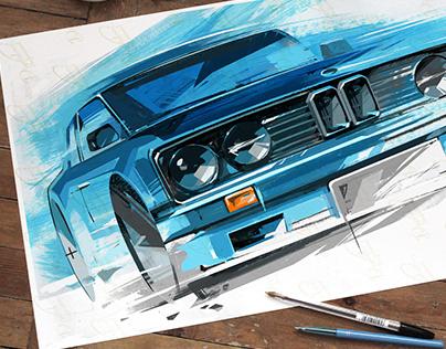 BMW Spirit / #2