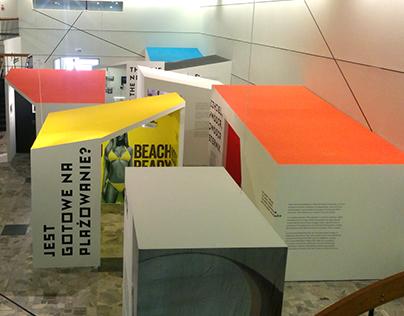 Poster Museum, Biennale 2016, Warsaw.