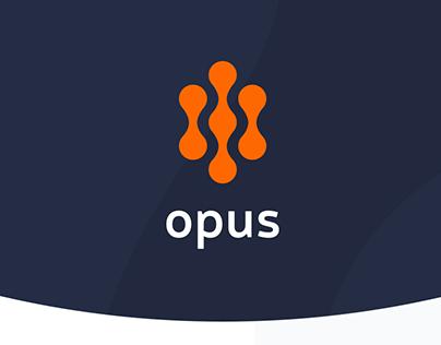 Opus - Branding & Web Design