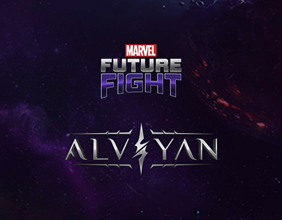 Marvel Future Fight Dark Theme