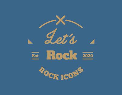 Let´s rock - Branding
