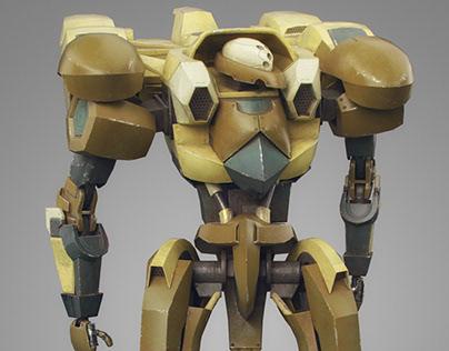 Gundam STH 14S - 3D model