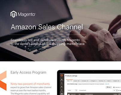 Magento Sales Sheets