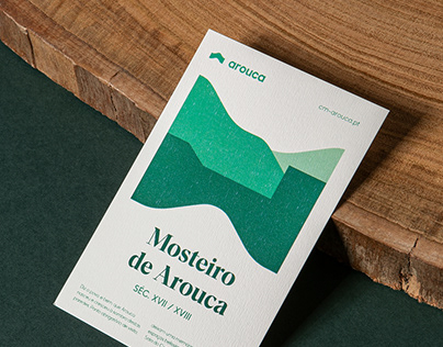 Municipality of Arouca - Branding