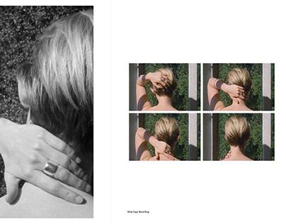 Sophie Buhai FW20 Lookbook Design