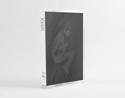 "Nima Aghiani ""REMS"" Artwork & Cassette Design (PTP)"